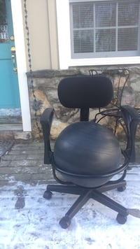 Exercise Ball Chair  23 km