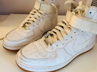 Nike Air Force 1 Gr 38 6480 km