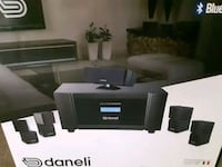 Daneli home theater system  Pine Hill, 08021