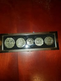 The Hobbit Collectible Coins Acworth, 30102
