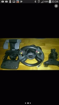 Trans-World Racing Wheel PC