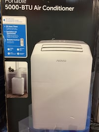 5000BTU Portable Air Conditioner Blowout out Sale $180 Tax Included  Toronto, M1W 1A1