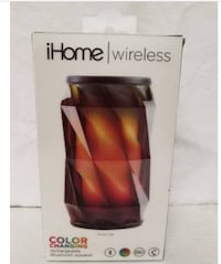 iHome speakers 550 km