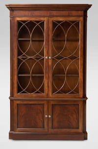 Ethan Allen Roth China Cabinet  Boston