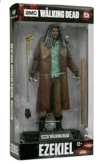 The Walking Dead Collectibles New Brunswick
