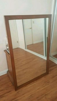 Beautiful Wooden Sturdy 4 foot mirror Redondo Beach, 90278