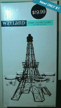 NEW Eiffel Tower Jewelry Holder! ONLY $5. WoW!  It