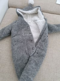 2 Overalls and on woollen pants for baby's 0- 3 month Stavanger, 4010