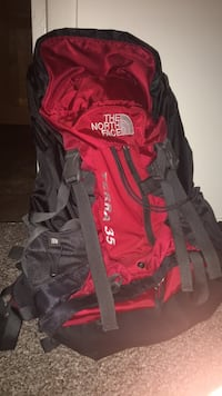 Hiking/camping terra 35 north Face backpack Lansdale, 19446