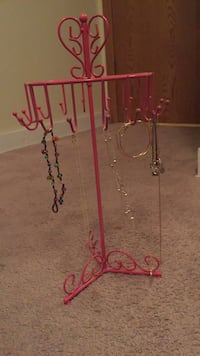 Jewelry holder Council Bluffs, 51501