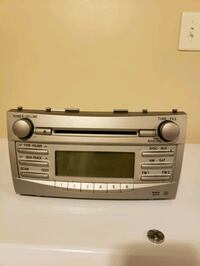 Original CD - Player For Toyota Camry 2010 / 2011!