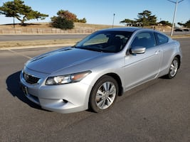 2008 Honda Accord Coupe Auto EX-L Only 98K Miles - CARFAX 1-OWNER!