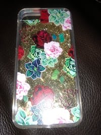 pink, green, and blue floral iPhone case Glendora, 91740