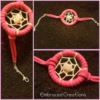 Hand-Made Dreamcatcher Bracelet  Mississauga, L4T 3N4