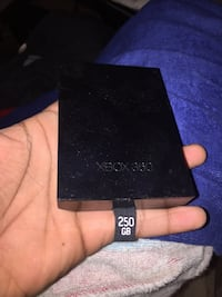 250GB Slim hard drive