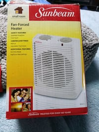 Sunbeam fanforced heater