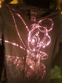 black and pink tinker bell t-shirt Kelowna, V1Y 6X7