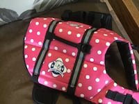 PAWS ABOARD SMALL DOG LIFE JACKET Severn