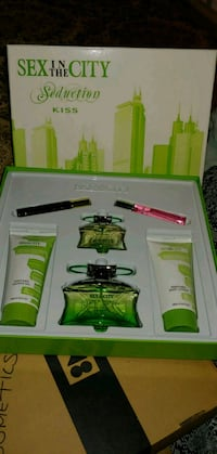 Sex in the City Perfume set
