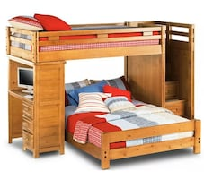 Bunk Beds Solid Wood