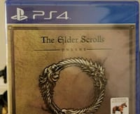 PS4 The Elder Scroll game New York, 10036