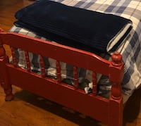 Twin bed frames -  two for sale. Sold indicudally or sold separately.