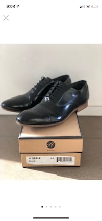 Size 12 leather dress shoes. Warn once Toronto, M5A 2V8