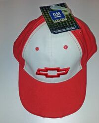 Brand NEW CHEVY baseball cap hat with LED lights