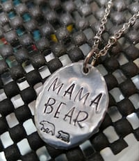 """24"""" Stainless steel engraved necklace London"""