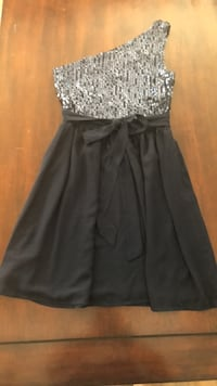 Sequin dress size small navy blue Kitchener, N2N 2Y5