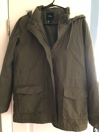 Forever 21 coat size large Baltimore, 21236