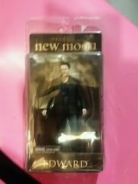 Twilight New Moon Edward Cullens action figure pack