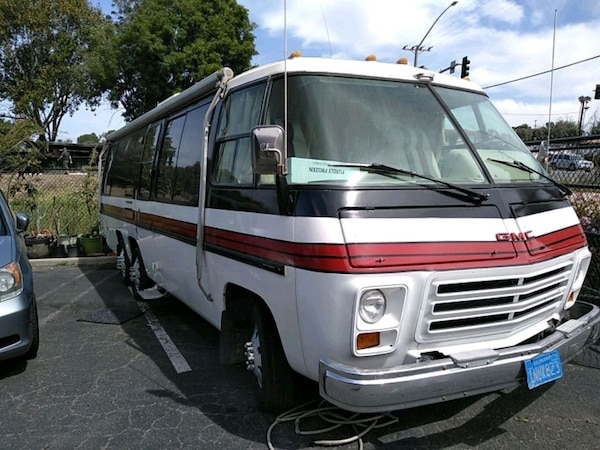 Gmc Motorhome For Sale >> Used Gmc Motorhome 455 Olds Fwd Classic 1977 For Sale In Vista