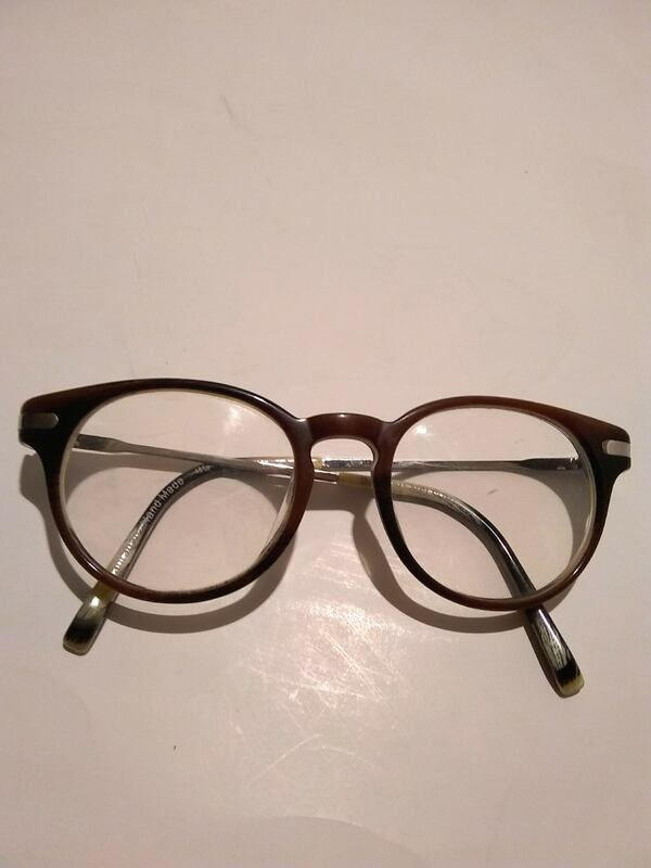 Handmade Bailey Nelson Round Eyeglasses 98683cfd-5dc9-4067-8917-3991ddbc8741