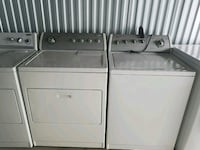 Washer  and electric dryer  Temple Hills, 20748