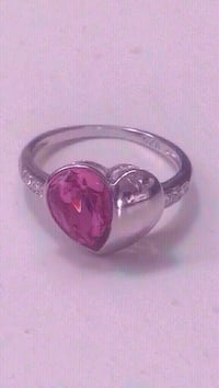 9.25 Silver Ring