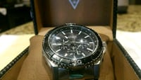 Guess chronograph watch in box
