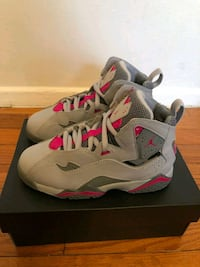 Jordan true flight girl size 11.5 Silver Spring, 20906