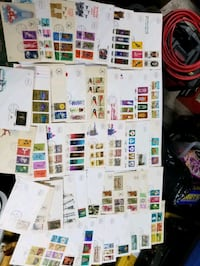 stamps collection   Summit, 07901