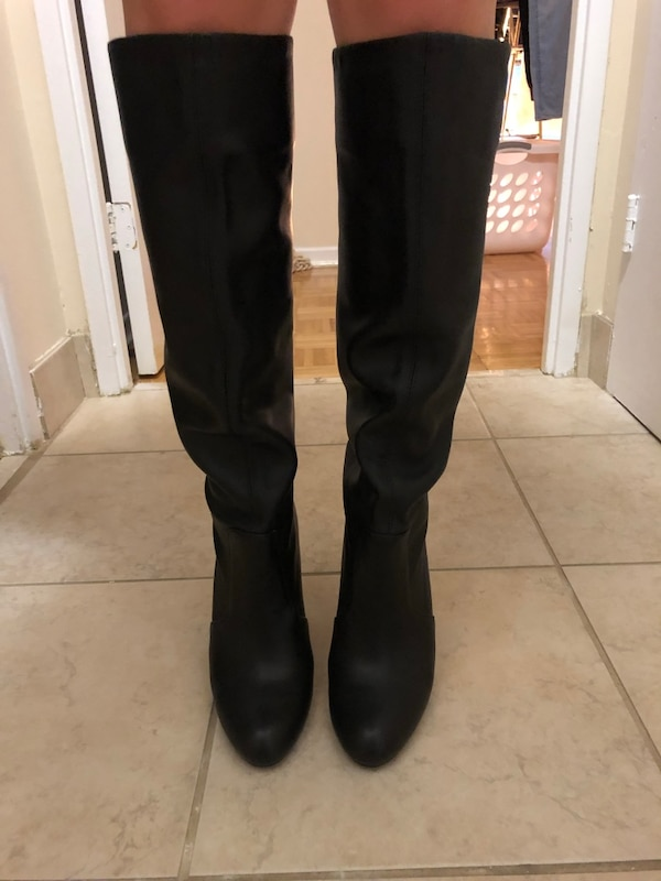 Steve Madden leather women boots  31252be6-0ce8-4f62-a15c-441f5ad7e9e6