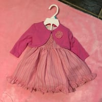 Brand new 6-9 months dress  Rancho Mirage, 92270