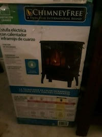 Chimney FREE electrical fireplace Charlotte, 28202