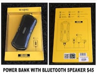 power bank with speaker Huntington Park, 90255