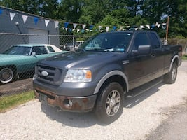 2006 Ford F-150 XLT SuperCab 163-in Styleside