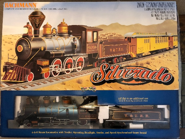 Bachmann Trains Silverado - Virginia & Truckee - Large