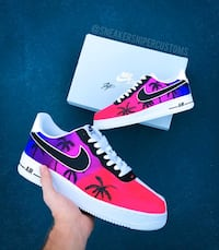 Custom Sunset Air Force 1 St. Catharines