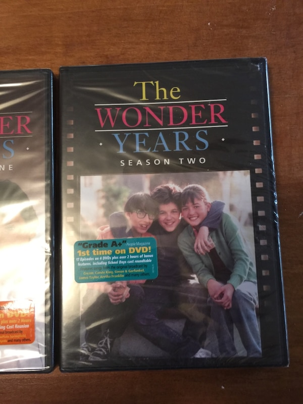 The Wonder Years Season 2 Episodes