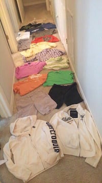 Mens S-M Lot Name brand Clothes