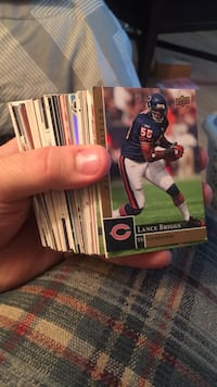 Chicago Bears Football Cards Evanston, 60201