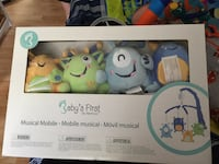 Baby's First musical mobile Cambridge